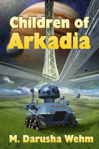 Goodreads Giveaway of Children of Arkadia