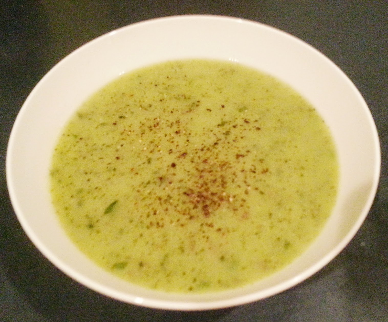 Recipes of Arkadia: Vyacheslav Haereoa's Easy Creamy Veggie Soup