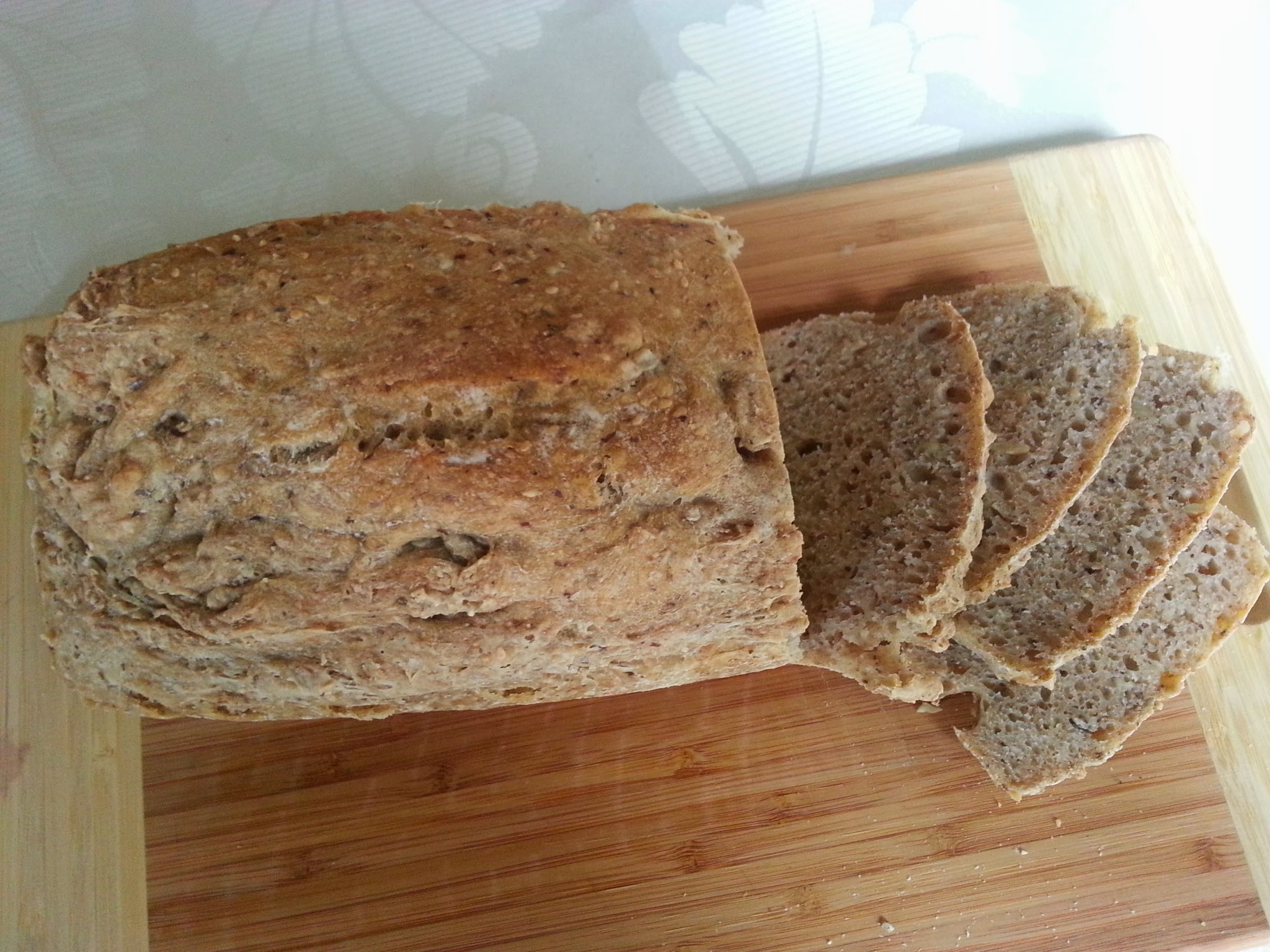 Recipes of Arkadia: Chen Wu's Seed Loaf