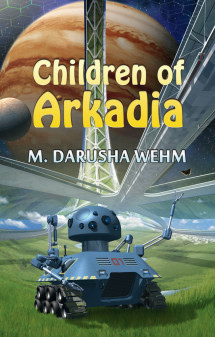 Children of Arkadia cover