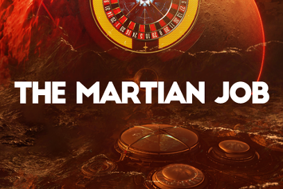 The Martian Job—Interactive Novel
